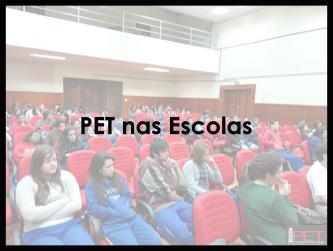 PET nas escolas