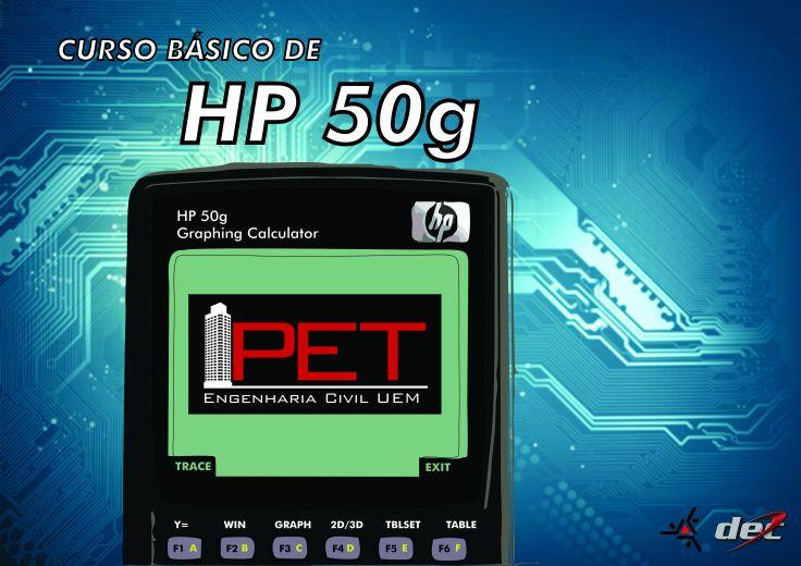 Flyer - Curso de HP 50g
