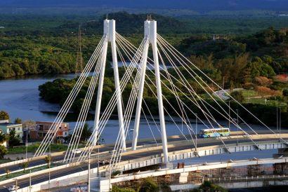 Ponte da Passagem _ visão panorâmica