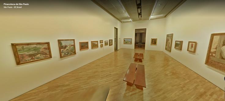 pinacoteca sp